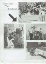 1973 Carter High School Yearbook Page 32 & 33