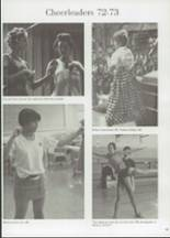 1973 Carter High School Yearbook Page 42 & 43
