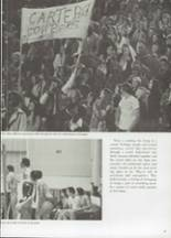 1973 Carter High School Yearbook Page 44 & 45