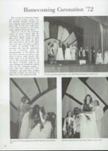 1973 Carter High School Yearbook Page 46 & 47