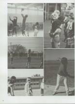 1973 Carter High School Yearbook Page 54 & 55
