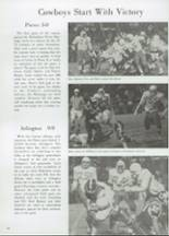 1973 Carter High School Yearbook Page 56 & 57