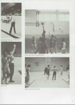 1973 Carter High School Yearbook Page 70 & 71