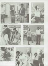 1973 Carter High School Yearbook Page 96 & 97