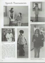 1973 Carter High School Yearbook Page 104 & 105