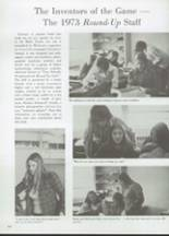 1973 Carter High School Yearbook Page 106 & 107