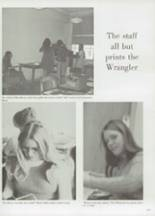 1973 Carter High School Yearbook Page 108 & 109