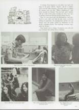 1973 Carter High School Yearbook Page 116 & 117