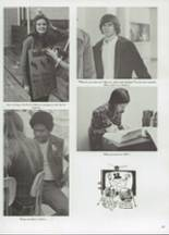 1973 Carter High School Yearbook Page 118 & 119