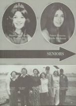 1973 Carter High School Yearbook Page 162 & 163