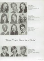 1973 Carter High School Yearbook Page 166 & 167