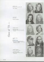 1973 Carter High School Yearbook Page 168 & 169