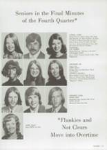 1973 Carter High School Yearbook Page 170 & 171