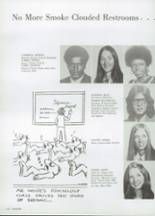 1973 Carter High School Yearbook Page 172 & 173