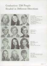 1973 Carter High School Yearbook Page 174 & 175