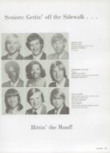 1973 Carter High School Yearbook Page 178 & 179