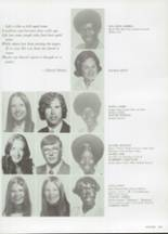 1973 Carter High School Yearbook Page 180 & 181
