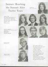 1973 Carter High School Yearbook Page 182 & 183