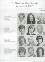 1973 Carter High School Yearbook Page 184 & 185
