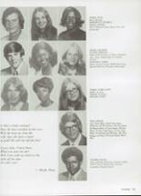 1973 Carter High School Yearbook Page 190 & 191