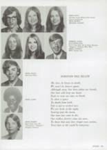 1973 Carter High School Yearbook Page 196 & 197