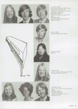 1973 Carter High School Yearbook Page 200 & 201