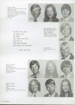 1973 Carter High School Yearbook Page 202 & 203