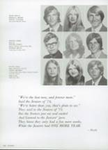 1973 Carter High School Yearbook Page 204 & 205