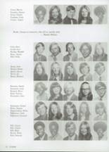 1973 Carter High School Yearbook Page 210 & 211