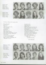1973 Carter High School Yearbook Page 218 & 219