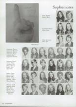1973 Carter High School Yearbook Page 220 & 221