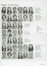 1973 Carter High School Yearbook Page 222 & 223