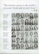 1973 Carter High School Yearbook Page 224 & 225