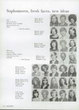 1973 Carter High School Yearbook Page 230 & 231