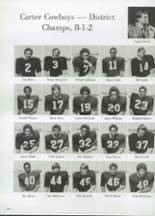 1973 Carter High School Yearbook Page 238 & 239