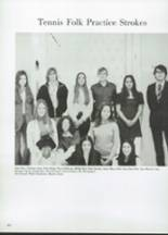 1973 Carter High School Yearbook Page 250 & 251