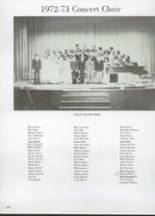 1973 Carter High School Yearbook Page 264 & 265
