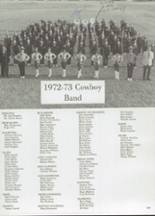 1973 Carter High School Yearbook Page 266 & 267