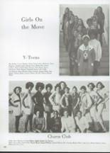 1973 Carter High School Yearbook Page 278 & 279
