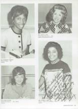 1973 Carter High School Yearbook Page 292 & 293