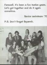 1973 Carter High School Yearbook Page 338 & 339