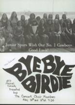 1973 Carter High School Yearbook Page 340 & 341