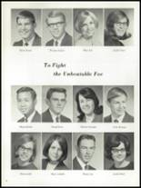 1968 Sleepy Eye High School Yearbook Page 20 & 21