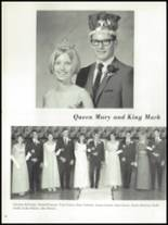 1968 Sleepy Eye High School Yearbook Page 32 & 33