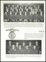 1968 Sleepy Eye High School Yearbook Page 42 & 43