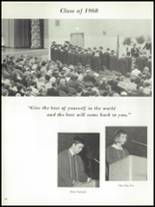 1968 Sleepy Eye High School Yearbook Page 64 & 65