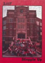 2007 Yearbook Ottumwa High School