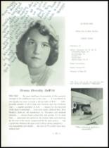 1957 Mary Institute Yearbook Page 26 & 27