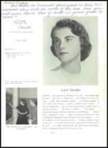 1957 Mary Institute Yearbook Page 34 & 35