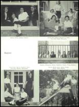 1957 Mary Institute Yearbook Page 70 & 71